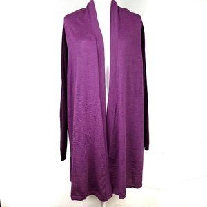 Eileen Fisher 100% Merino Wool Sweater D27